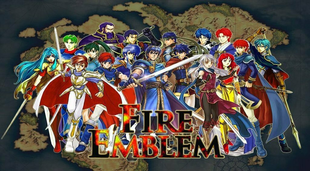 Ranking All 22 Fire Emblem Games - YouTube