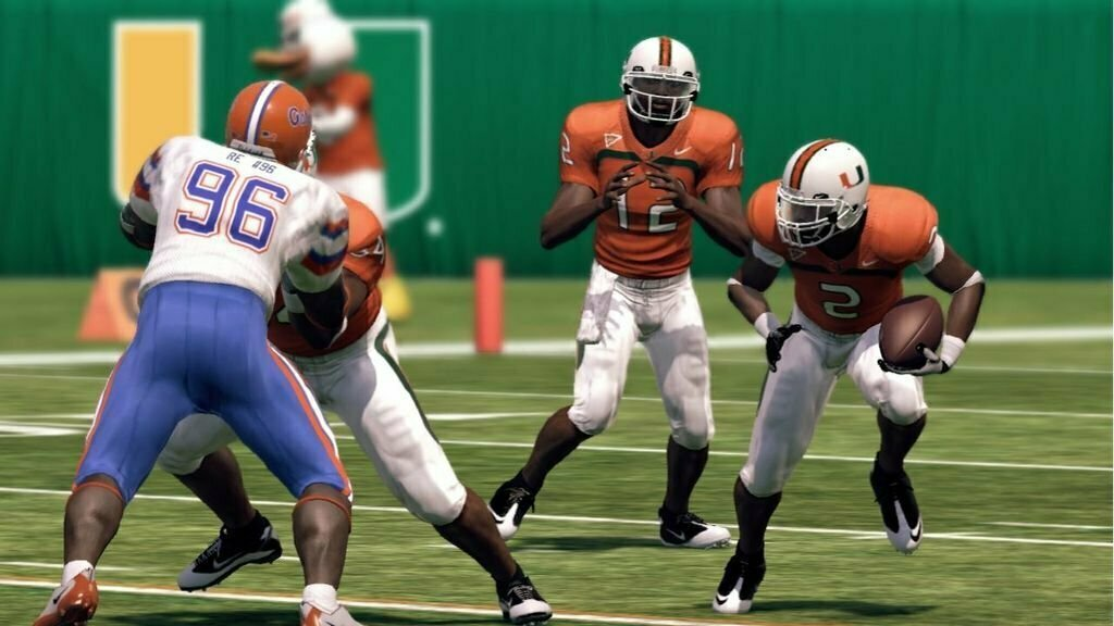 13 Games Like NCAA Football 11 for PS4 - Games Like