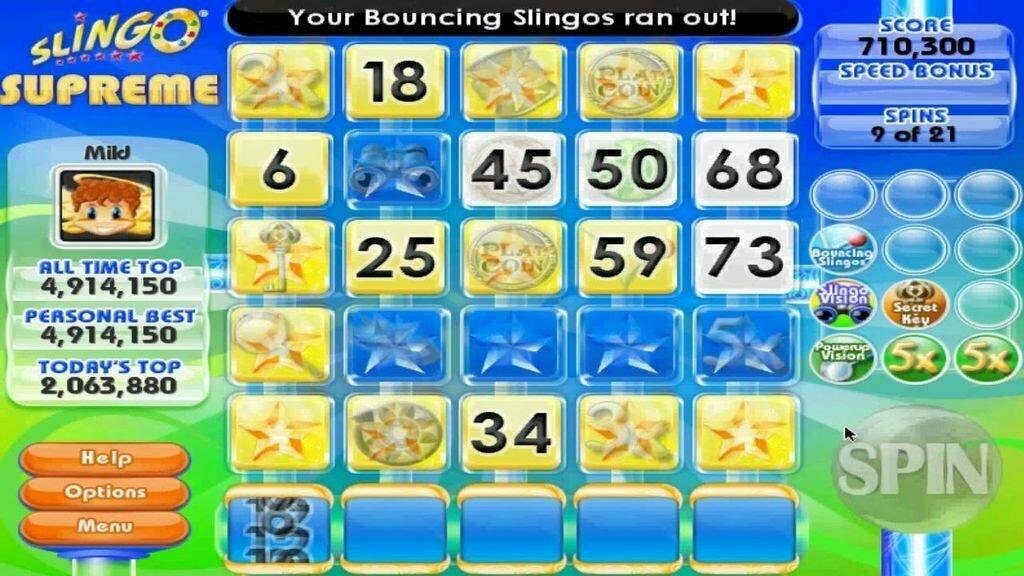 Games Like Slingo